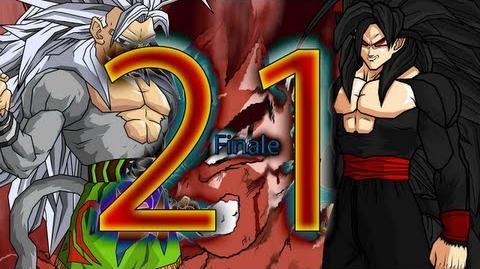 DBAF Evil Goku Saga Episode 21 The Saviour (Saga 2 Finale!)