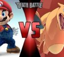 Mario vs Charizard