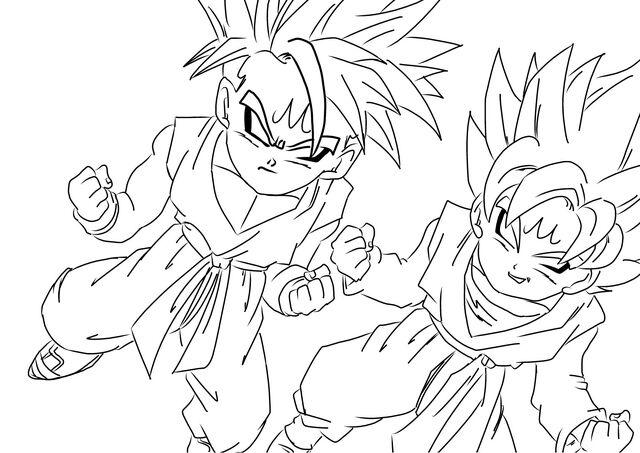 File:Majin Goten and Trunks by darkhawk5.jpg.jpeg