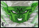 Majin Piccolo by dbz