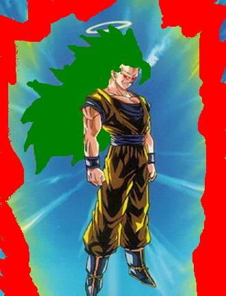 Omega Saiyan 4