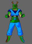 Fighting Form Shenron by TrunksE