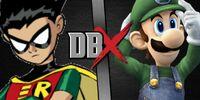 Robin VS Luigi