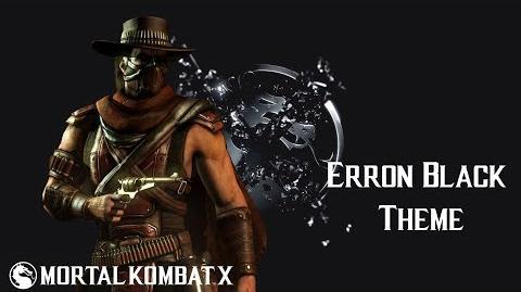 Mortal Kombat X - Erron Black Gunslinger (Theme)