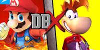 Mario vs Rayman