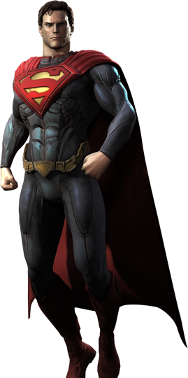 Superman Injustise