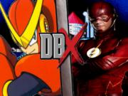 Quickman vs the flash