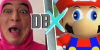 Pink Guy vs SMG4!Mario