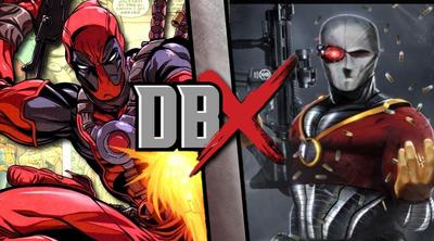 Deadpool vs Deadshot