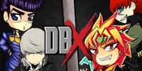 Yu & Josuke vs Dio & Minazuki
