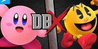 Kirby Vs Pac-Man