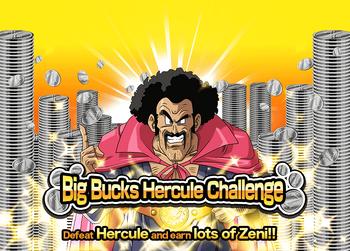 Event Big Bucks Hercule big