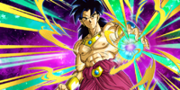A Destined Return Broly