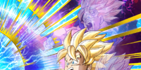 Furious Kamehameha Super Saiyan Goten (Kid)