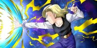 Skillful Tactics Android 18