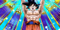 Monumental Dreams Goku