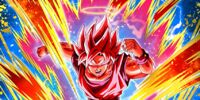 Victory-Sealing Super Attack Super Saiyan Goku (Angel) (Super Kaioken)