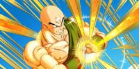 Desperate Super Attack Tien