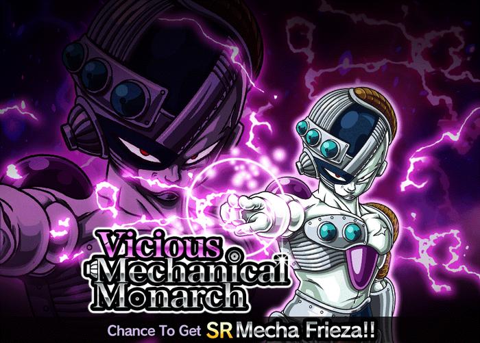 Event vicious mechanical monarch big