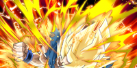 Furious Limit-Breaking Super Saiyan Goku