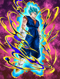 Return of the Miraculous Fusion SSGSS Vegito