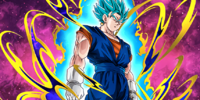 Miraculous Re-Fusion Super Saiyan God SS Vegito