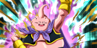 A Monster Unleashed Majin Buu (Good)