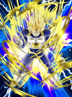 Bulging Power Super Saiyan Goku