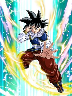Miraculous Return Goku