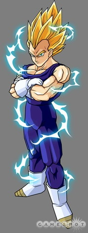 SS2 Vegeta(2nd Form)