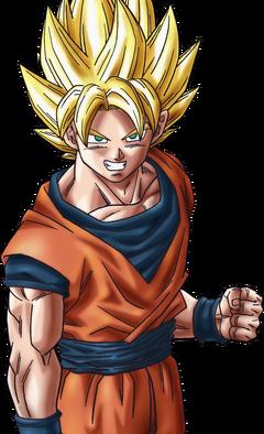 Goku super saiyan jin by saiyangirlz-d3lauhl