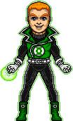 GreenLantern GuyGardener RichB