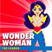 Wonder Woman description