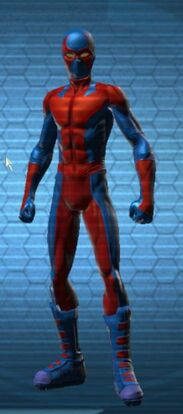 Tunderblast costume secondaire face