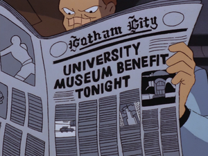 Gotham City (newspaper)