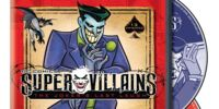 DC Comics Super-Villains: The Joker's Last Laugh (DVD)