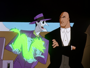 Joker and Luthor make a deal