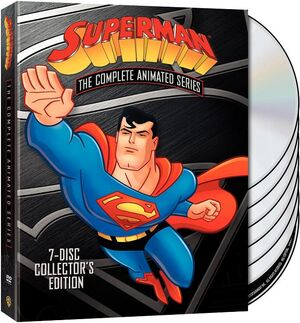 Superman The Complete Animated Series