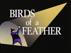 Image result for batman the animated series birds of a feather