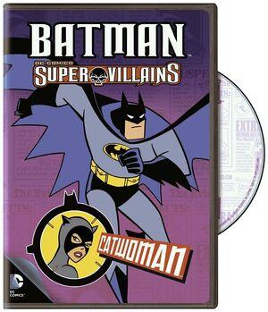Batman Supervillains Catwoman