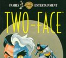 The Adventures of Batman & Robin: Two-Face (VHS)