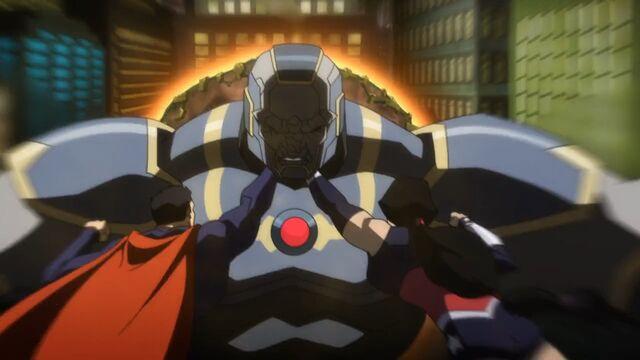 File:Superman and wonder woman vs darkseid.jpg