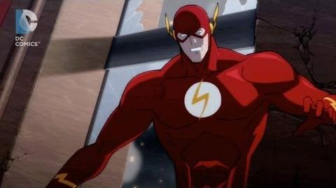 SDCC 2013 Justice League The Flashpoint Paradox