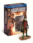 Justice League vs. Teen Titans - Deluxe Edition