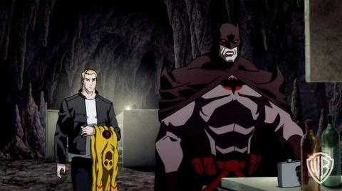 "Justice League The Flashpoint Paradox - ""Speed Force"" (Clip)"