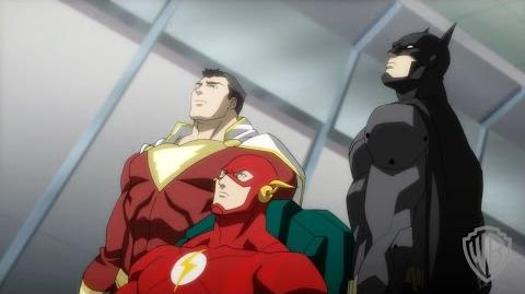 "Justice League Throne of Atlantis - ""Is That Metropolis?"""