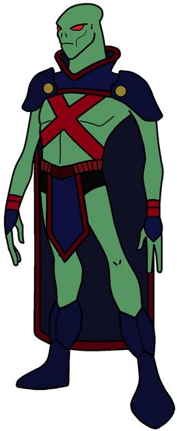 Martian Manhunter (DC Xtreme)