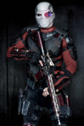 Deadshot first look