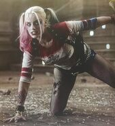 Harley during the fight against Incubus
