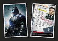 LexCorp promo - Batman file